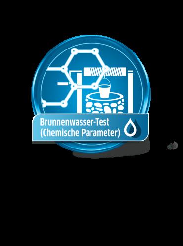 Brunnenwassertest Chemisch
