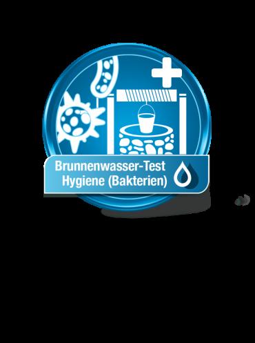 Brunnenwassertest Bakterien (erweitert)
